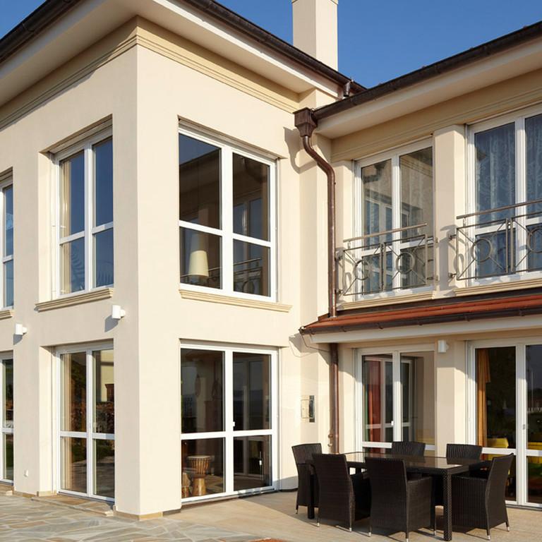 Wohnhaus brittheim deutschland - Architekt goppingen ...