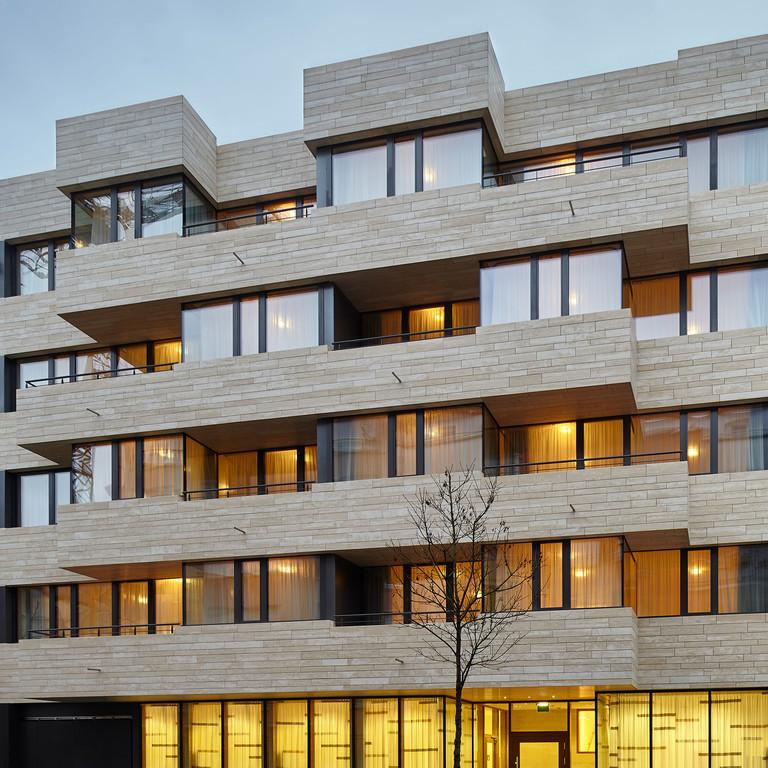 R sidence nicolas wies luxemburg - Architekten luxemburg ...
