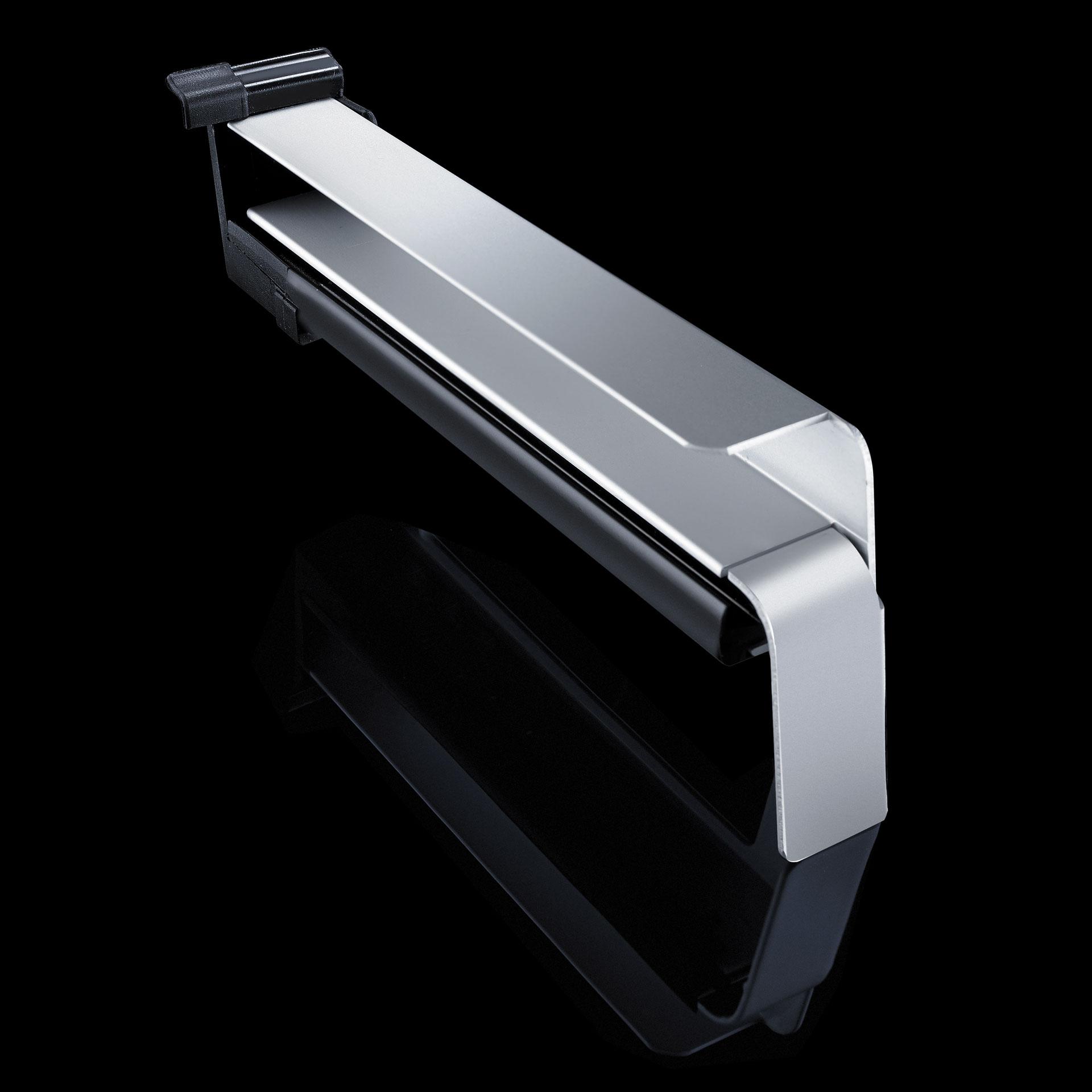 GUTMANN Gleitabschluss BF 4006 / BF 2506 - einteilig aus Aluminium