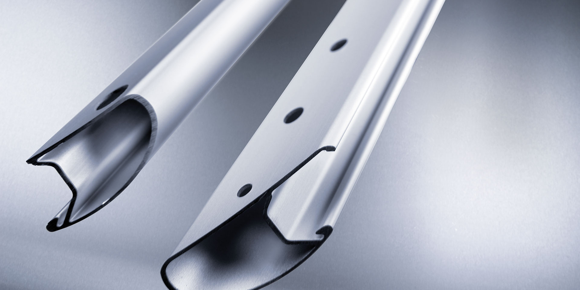 Aluminium profiles - We are a producer of top quality